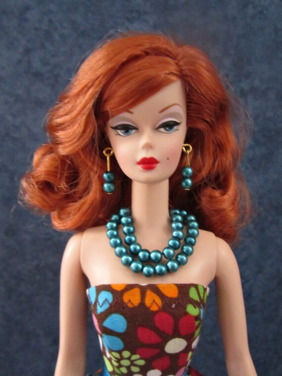 Fashion doll jewelry for Barbie, Silkstone Barbie and Fashion Royalty