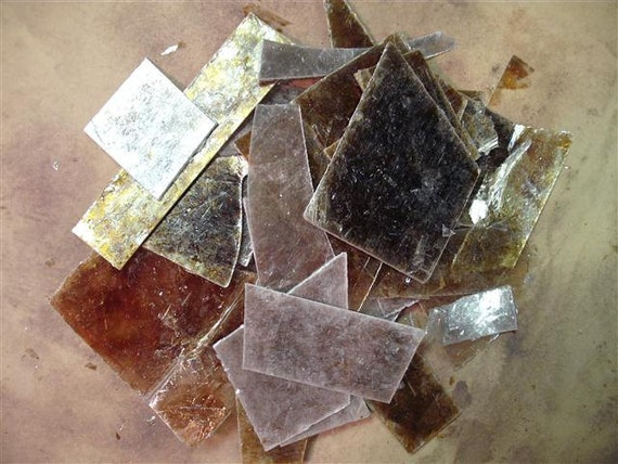 Mica Pieces Pak - Two Ounce Package Full Of Colorful Mica