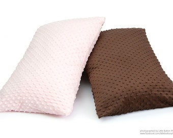 Toddler Size Pillowcases- you pick the color- Ships in 1-3 Days