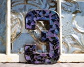 Custom Listing for  Katie Mosaic Custom House Numbers, Address Numbers, Mailbox