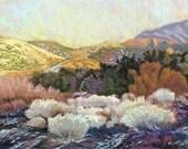 Mojave Eulogy - Giclee Print