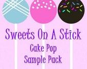 Sample Cake Pop Pack