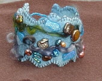 Cuff Bracelet - Beneath the Sea