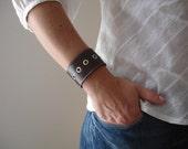 VIVIEN Leather Cuff