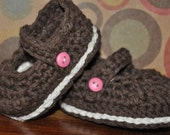 Baby Mary Jane shoes