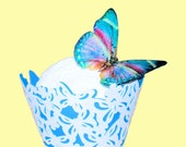 Edible KOSHER Precut BUTTERFLIES Buy 15 get 5 FREE