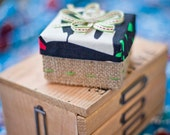 Handmade gift box, or a box for your USB, jewelry or other treasury.