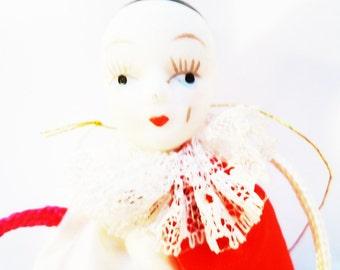 The Clown. Pierrot.80s