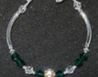 Handmade Crystal Swarovski Birthstone Jewlery Bracelet