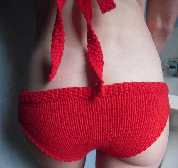 Knitting Bikini 33