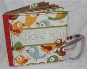I ADORE YOU Bird Album