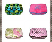 Personalized Large Wipes Case, Nursery Tub, DESIGN YOUR OWN