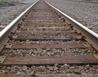 Photo - Rail tracks