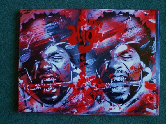 Method man double painting
