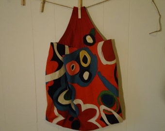 Large Market Tote, beach, travel or project bag