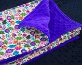 Acorn Whimsy Blanket