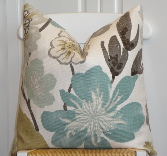 Decorative Pillow Cover 20 X 20 Throw Pillow Accent