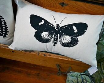 Mirabella Moth Pillow Cover