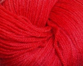Bifflicious- BFL sock yarn - Hoochie Mama