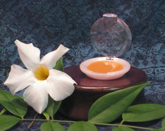 JASMINE Solid Perfume - All Natural Floral Wax - Amazing