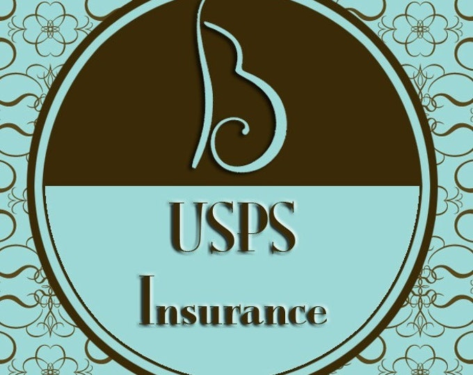 Birth Designs - Purchase USPS Insurance for your Package