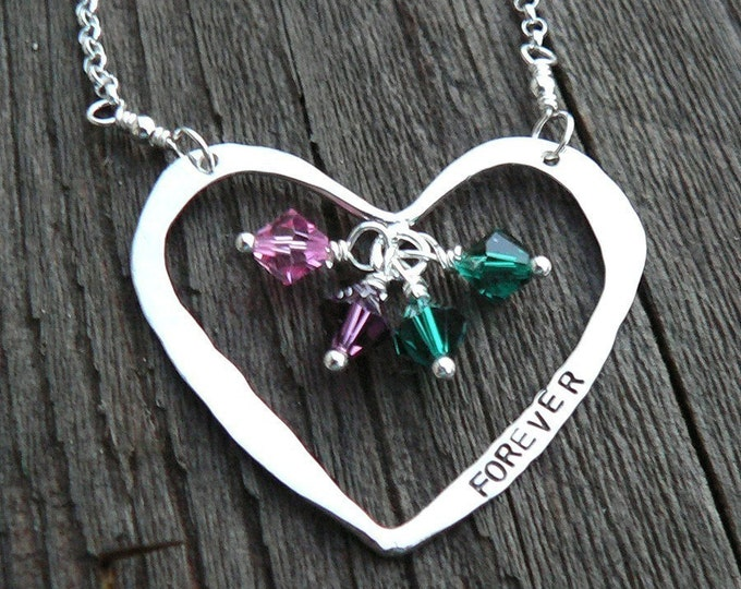 A Mother's Forever Necklace