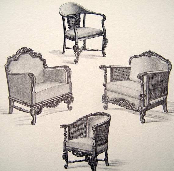 Antique chair back styles antique chair back styles http www - 1920s Antique Charles Ii Furniture By Twocatsantiqueprints