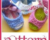 PATTERN Piggy Peeps - PDF Crochet Pattern