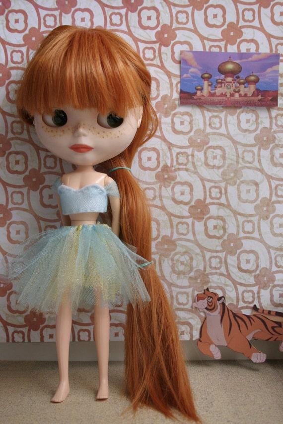 Disney Princess Tutu for Blythe- Jasmine