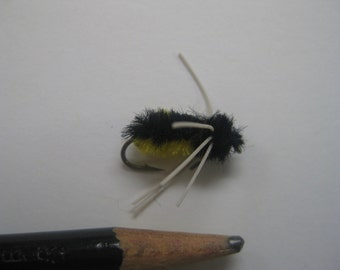 Fishing lure, a bee, called the Hum Bug