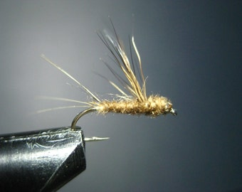 Compara dun dry fly, since 1975, stage of a Mayfly, a favorite