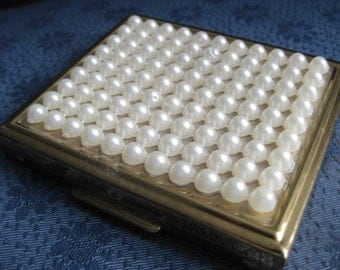 Vintage Powder Compact by Tradition