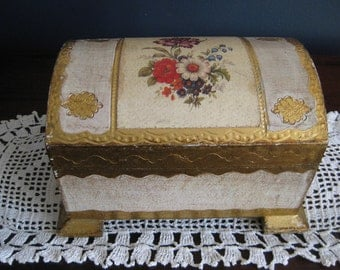 Lovely Florentine Treasure Box