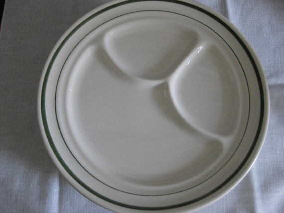 Trio of Restaurant Ware Grill Plates / Diner