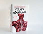 Vintage Gray's Anatomy Book - 1974 Illustrated Unabridged Edition - Medical Reference