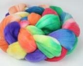 Happiness - Merino Wool Top Roving 4 oz