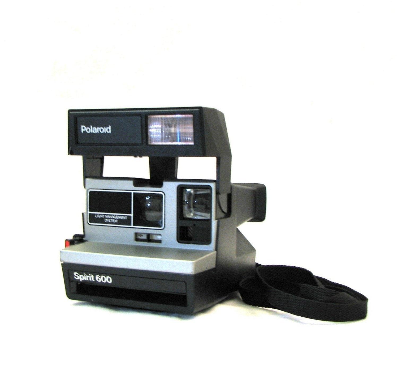 polaroid spirit 600 camera light managment system 80s by 8bits. Black Bedroom Furniture Sets. Home Design Ideas