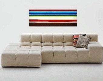 big sur acrylic painting