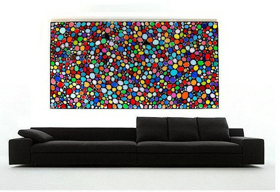 Large Cells Solid Acrylic Artwork