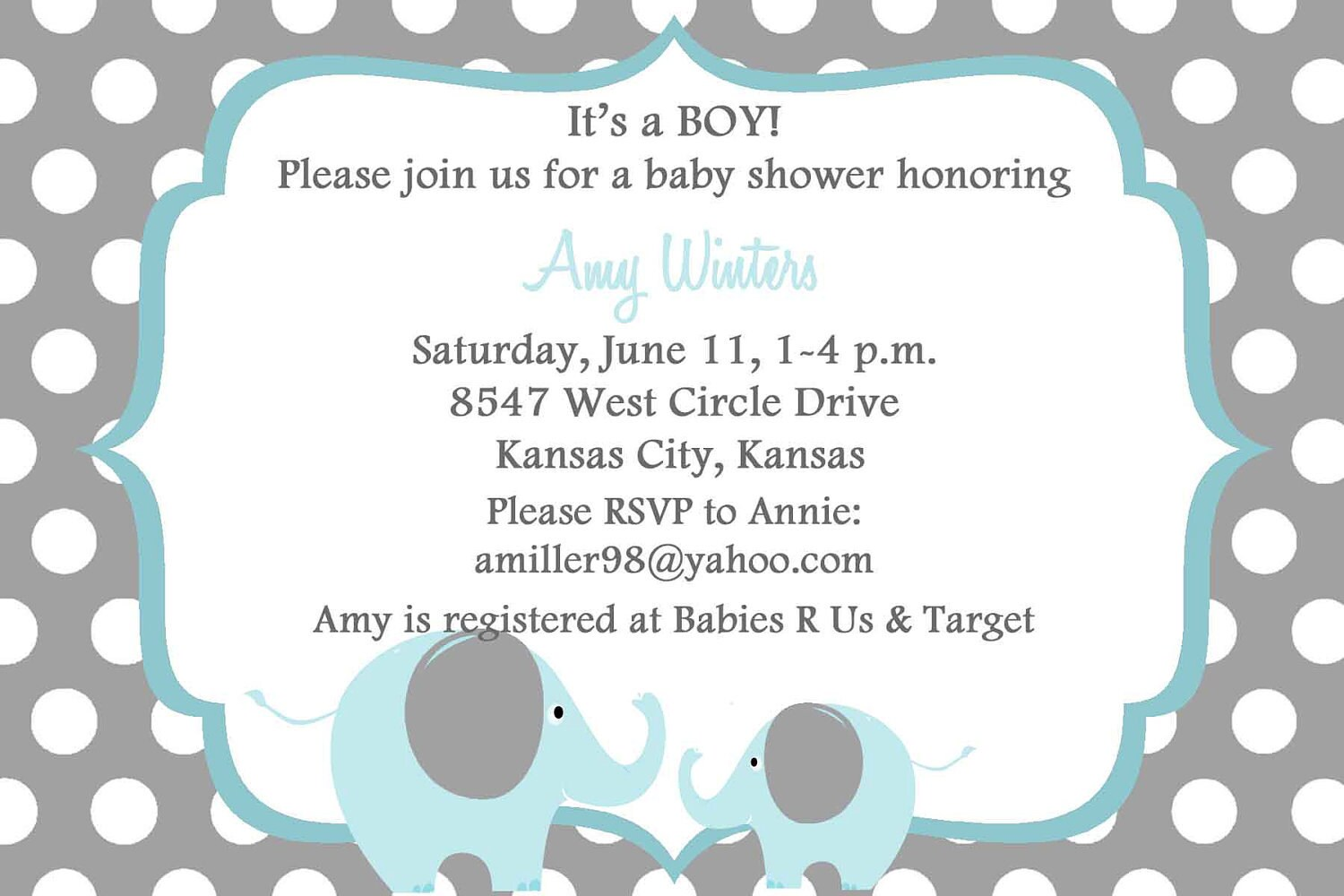 to elephant baby shower invitation elephant baby shower girl or boy