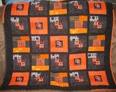 Thow Quilt in your Favorite Team Colors  Custom Order Yours Today