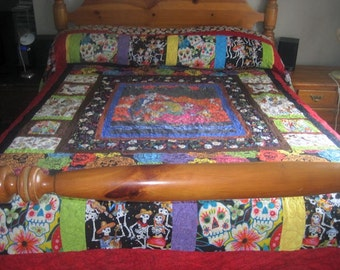 Wedded Bliss  Queen Size Quilt Custom Order yours today