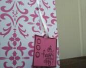 Handmade Oh Happy Day Birthday Card