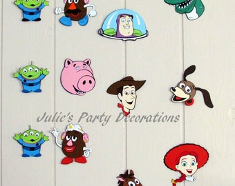 Toy Story Hanging Decoration