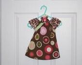 Peasant Dress 3-6Mo
