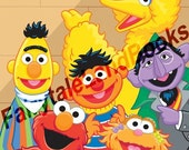 My Day On Sesame Street Personalized Children's Book