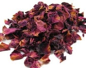 Red Rose Petal Wicca Pagan Ceremonies Ritual Spells Spirituality Hoodoo Witchcraft Metaphysical MaidenMotherCrone
