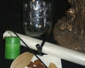 Money Witch Jar Spell kit Wicca Pagan Ritual Ceremonies