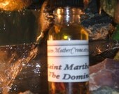 Saint Martha Oil Wicca Pagan Ceremonies Ritual Spells Spirituality Hoodoo Witchcraft Metaphysical MaidenMotherCrone