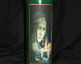 Hekate Candle Wicca Pagan Ritual Spirituality Ceremonies Religion Hekate Hecate Crossroads Goddess